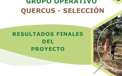 El Grupo Operativo QUERCUS SELECCIÓN presenta los resultados finales del proyecto